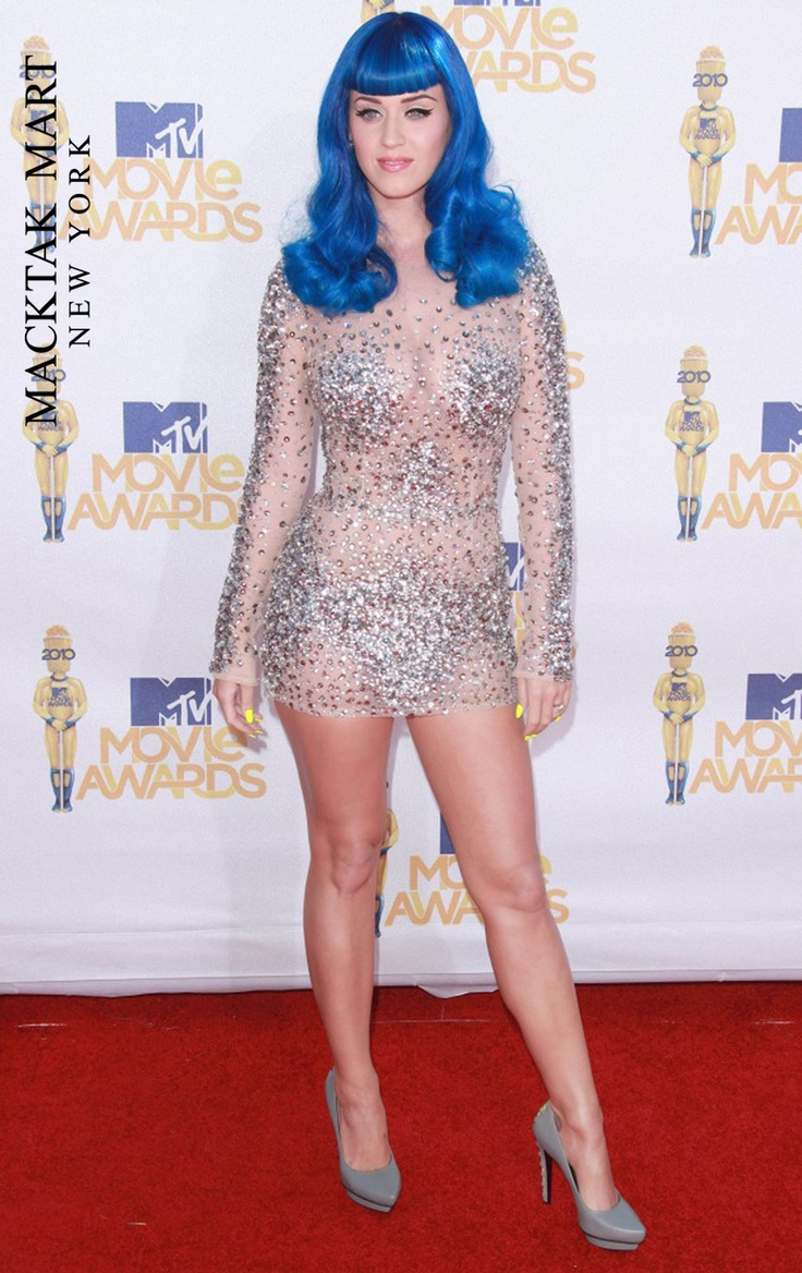 Katy Perry Looks Gorgeous In Jovani 7757 Dress Http