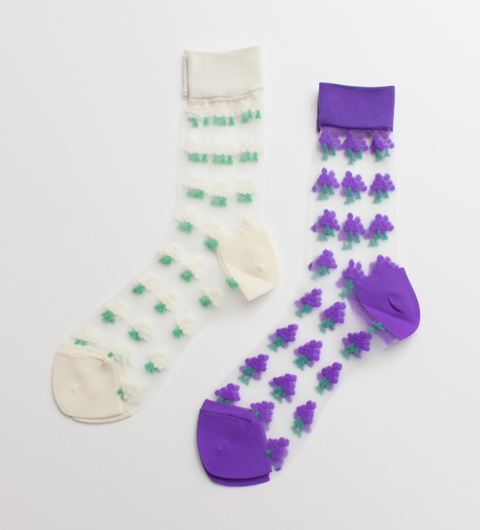invisibility socks.