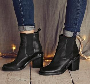 Square Toe Chelsea Boots from Next