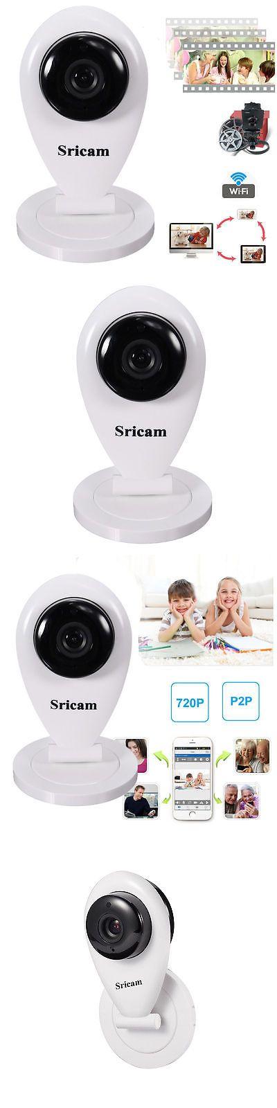 Security Cameras: Wifi Hd 720P Indoor Waterproof Wireless Ir Home Cctv Security Network Ip Camera BUY IT NOW ONLY: $30.99