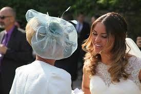 Image result for designer hats for weddings