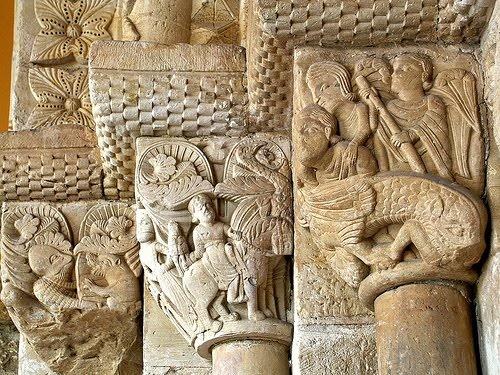 Capiteles romanicos