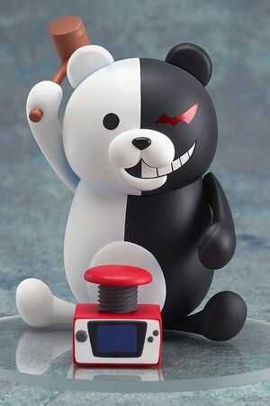 Monokuma Figure | Which i am getting!!! Hopefully this one goes better...