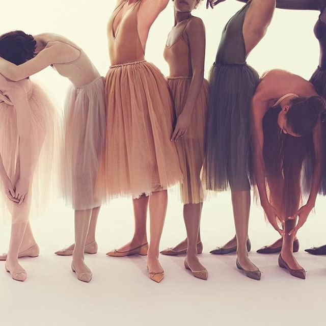 Louboutin's New Collection Has a Nude Shoe For Every Skin Tone   allure.com