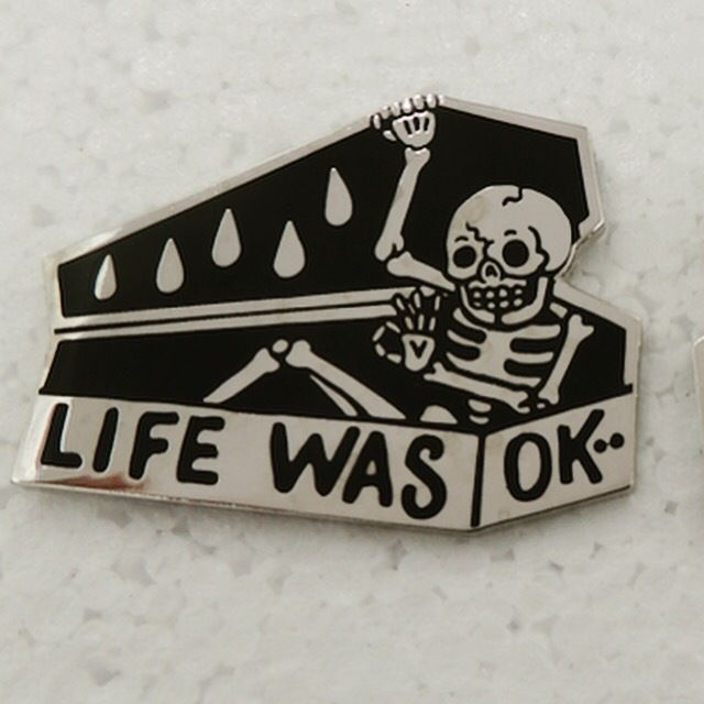 Interesting pin.