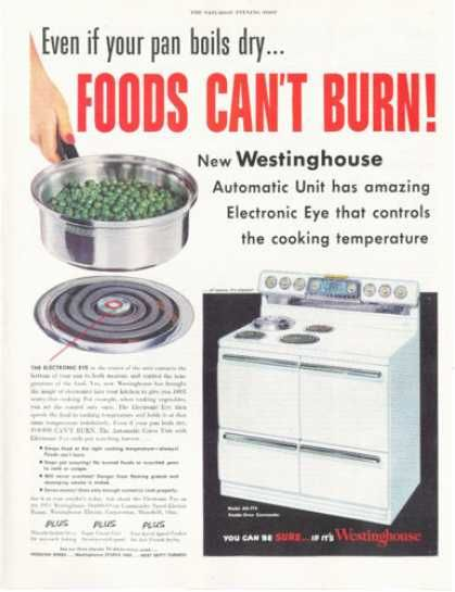 Fancy Westinghouse Electric Range Oven