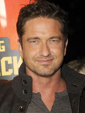 Gerard Butler on Sacrificing His Life, Declining The '300' Sequel and His...Bar Mitzvah - Hollywood Reporter