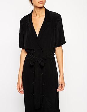 ASOS SHIRT DRESS WITH BELT