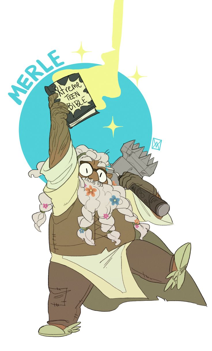 Merle is adorable