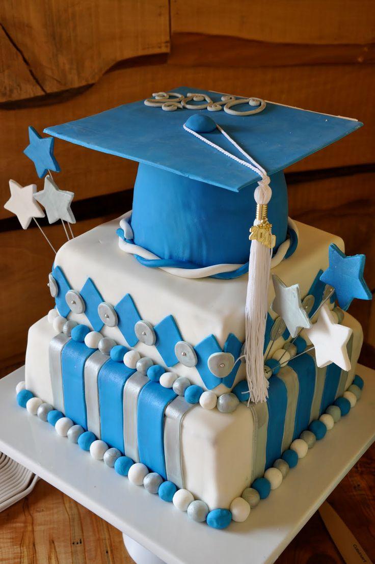 17 Best Images About Cakes Graduation On Pinterest