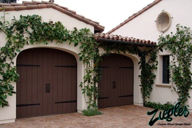 32 Best Images About Spanish Style Garage Doors On