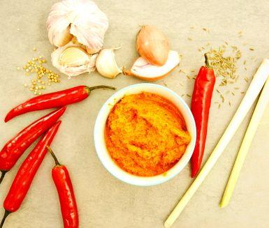 Recept: Röd currypasta