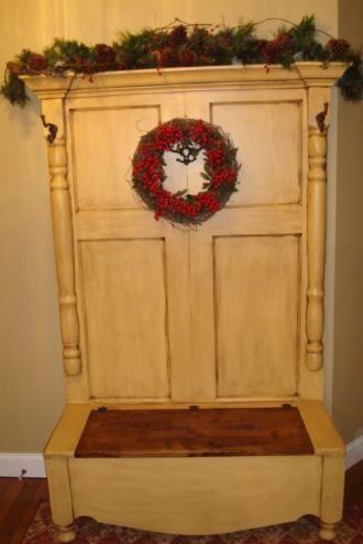 187 best images about old door hall tree on pinterest. Black Bedroom Furniture Sets. Home Design Ideas