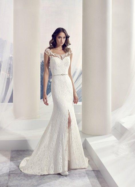 69 besten Trouwjurken Bilder auf Pinterest | Hochzeitskleider ...