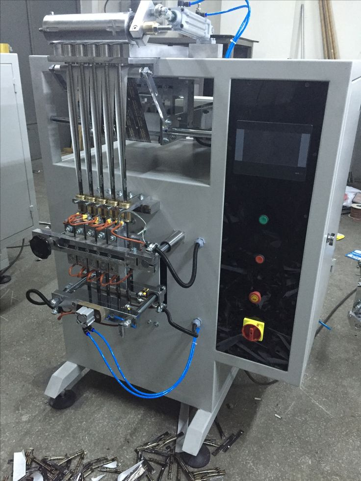 1-5 gr. Stick packaging machine