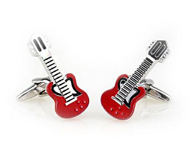 The Guitar cufflinks are made from high quality metal with superior quality finish and comes in an elegant gift box with adequate protection. #Free #Shipping across #India. Buy Cufflinks #Online in India at #BeltKart: India's Favourite Online #Shopping Destination.