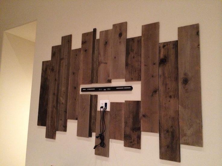 DIY Iron Pipe & Wood Shelf