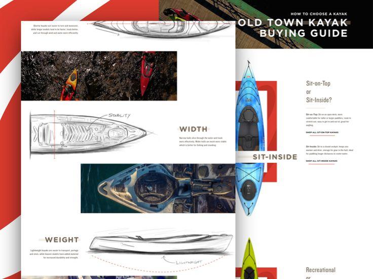 Old Town Kayak Buying Guide