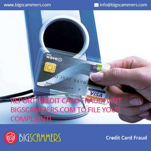 Credit card fraud online casino gretzky tocchet gambling