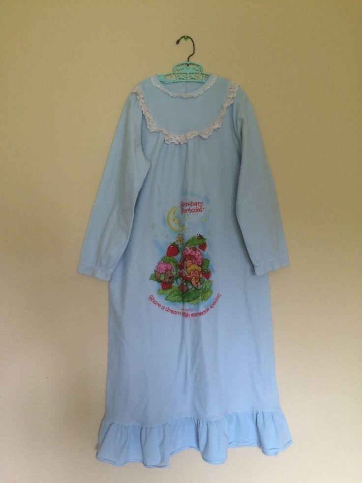 http://www.ebay.com/itm/Vintage-Strawberry-Shortcake-Nightgown-/272312020936?hash=item3f670fafc8:g:7WoAAOSwj2dXjSf1