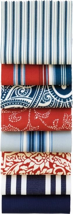 .Beautiful red, white, and blue [I'm getting ready to do a 'Veteran's Quilt' - my first quilt in 20 years. Can't wait! jh]