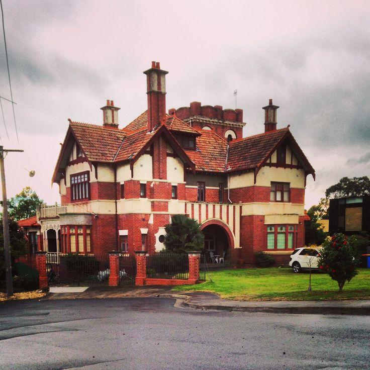Amazing house, Melbourne