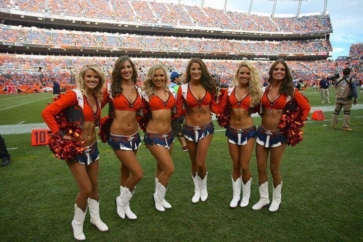 Denver Broncos cheerleaders   Meet The Sexy Denver Broncos Cheerleaders!!!