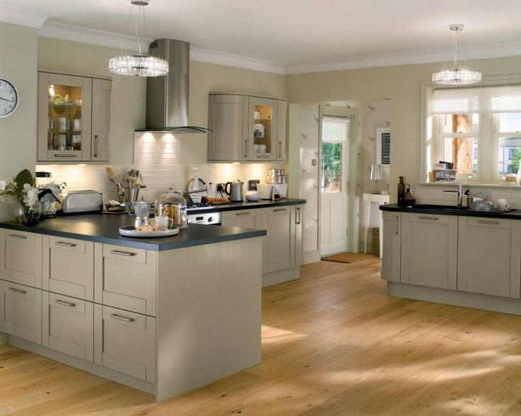 24 best kitchen images on pinterest | kitchen, shaker kitchen and