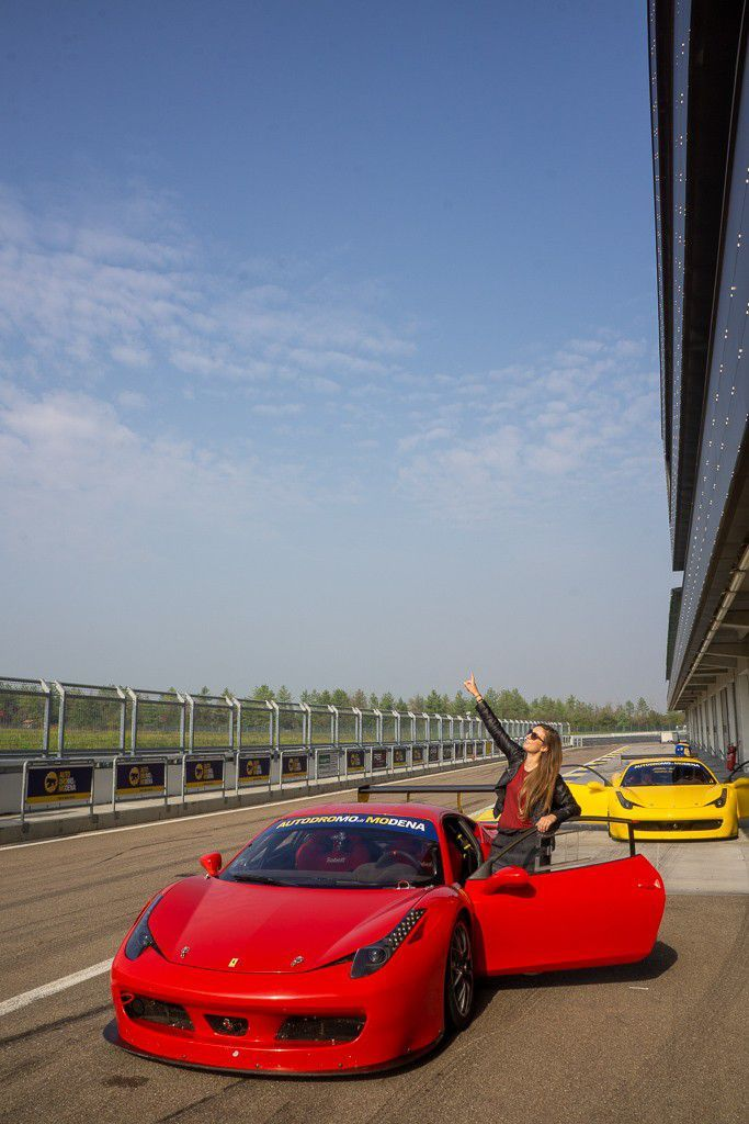 Tested Ultimate Supercar Driving Experience In Italy The Travel Tester Supercar Driving Experience Driving Experience Super Cars