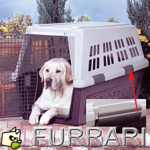 Cage de transport FURRARI pour chien IATA