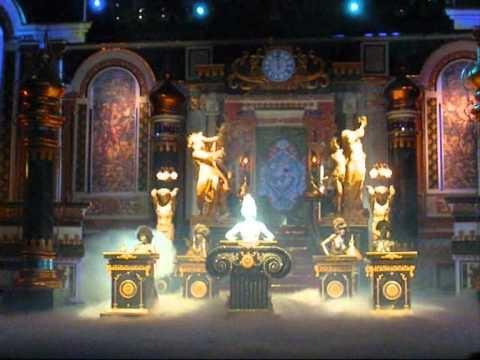 Alcazar, Ladyboys show, Pattaya, Thailande