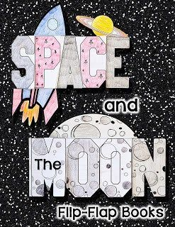 BLAST OFF to our Outer Space Unit! I get so excited as a teacher that my students get so excited to learn about space and then actually write about it when we pull out these awesome moon and space flip flap books! Click through to check them out! | Simply Skilled in Second | #spaceunit #flipflapbooks #2ndgrade #reachingresources #science