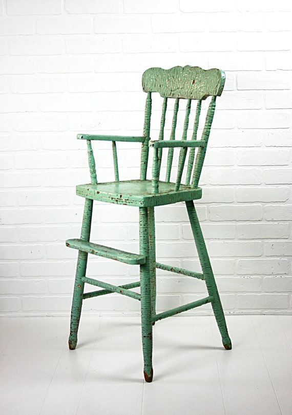 35 best Antique High Chairs images on Pinterest Antique high