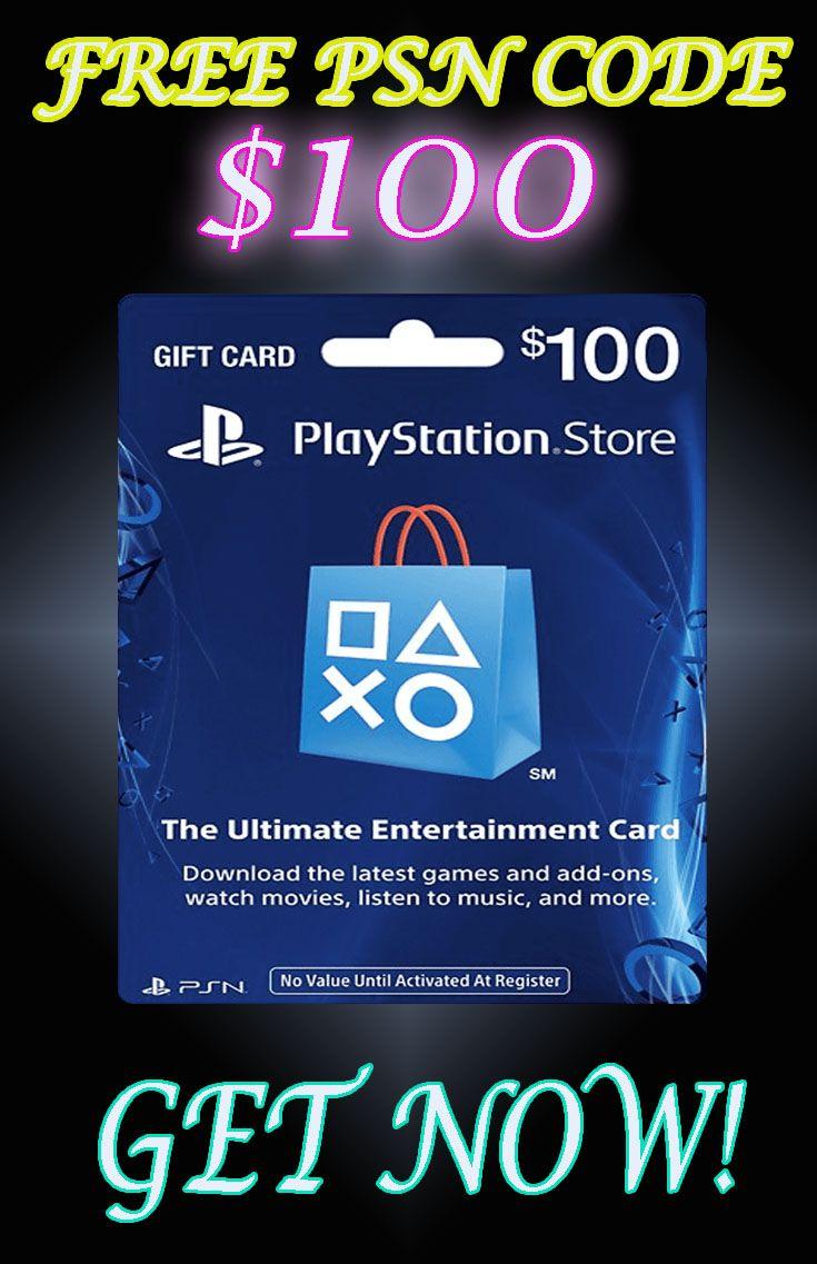 Free 100 psn code netflix gift card mastercard gift
