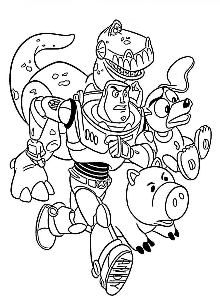 childrens disney coloring pages - photo#50