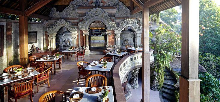 HOTEL TJAMPUHAN SPA - Oos Terrace