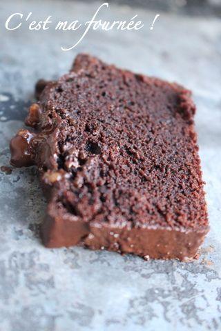 Le cake au chocolat de Claire Damon