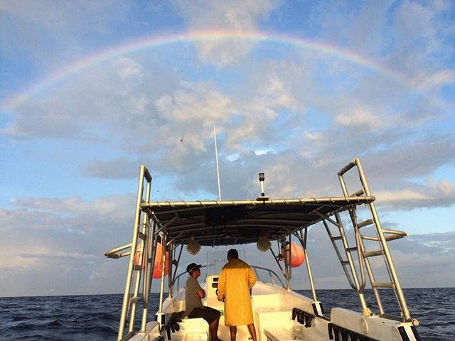 The Pot Of Gold At The End Of The Rainbow Is Your Dive Site
