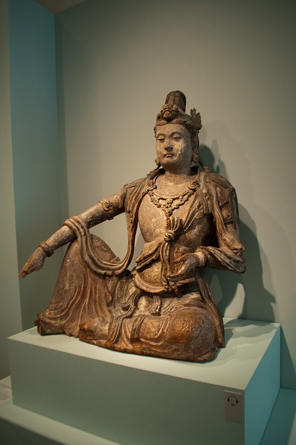 Guanyin (Song China), Asian Art Museum / CC
