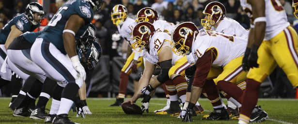 Redskins Drop Eagles To Clinch Division  12/26/2015