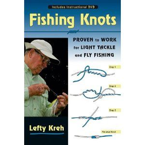 fly fishing book on tying knots