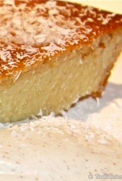 Gluten Free Lemon Blender Pie