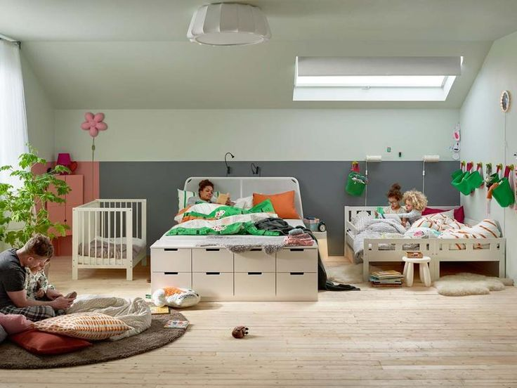 dormitorios-compartidos-Ikea