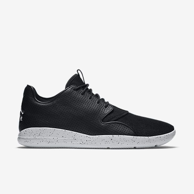 Nike Jordan Eclipse Mens Shoes 10.5 Black White Pure Platinum 724010 012 #Nike…