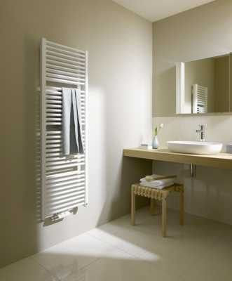 Kermi Duett radiator 1492x484 mm, 1020w, wit