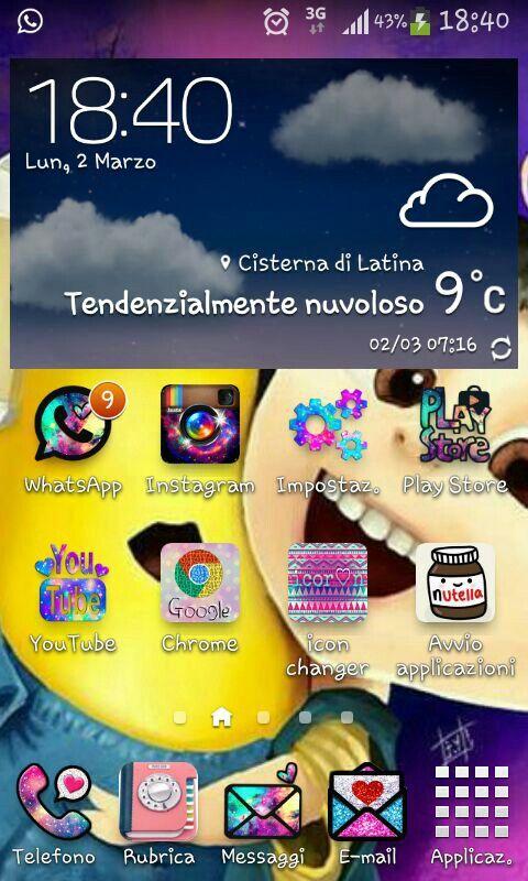 Le mie app colorate Consigliata da @benedettuccia20