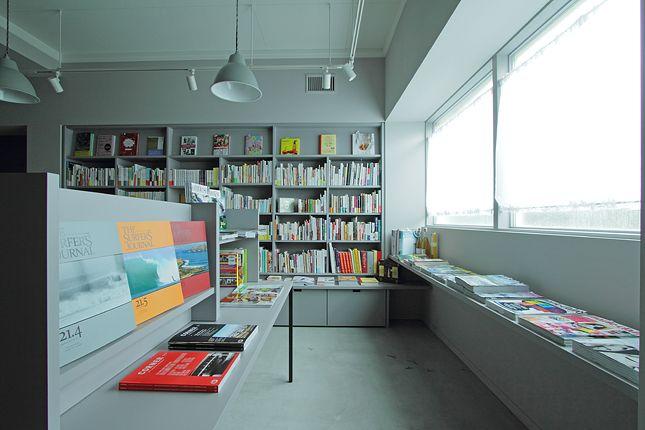 &Anne アンドアン|彦根市-洋菓子店と書店と展示室と[家吉建築デザイン]