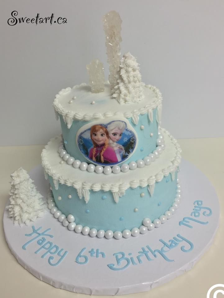 Cake Art By Liz : 17 Best images about Cakes - Frozen on Pinterest Frozen ...