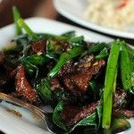 Easy Mongolian Beef Recipe