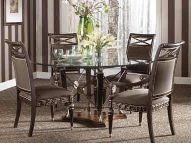 Shop For Fine Furniture Design And Mkt Round Dining Table Base Other Room Tables At Luxe Home Interiors Designer Catalog